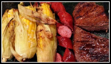 corny topic & recipe-corn-cob