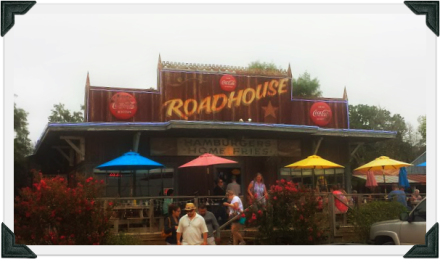 Time with my honey-gcc-roadhouse