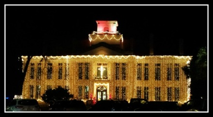 Texas towns, Christmas & more-gcc-courthouse