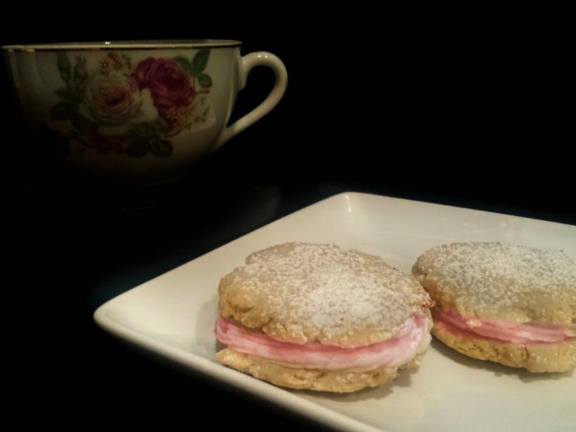 coffee, tea, crumpets-teatime