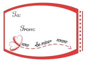 l♥ve is in the air-printable
