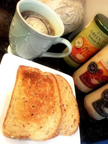 coffee, tea, crumpets-toast